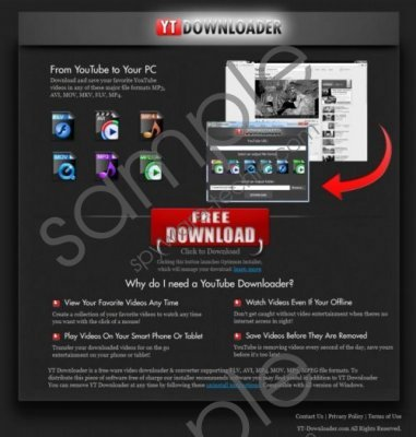 YTDownloader virus Removal Guide