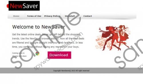 NewSaver Removal Guide
