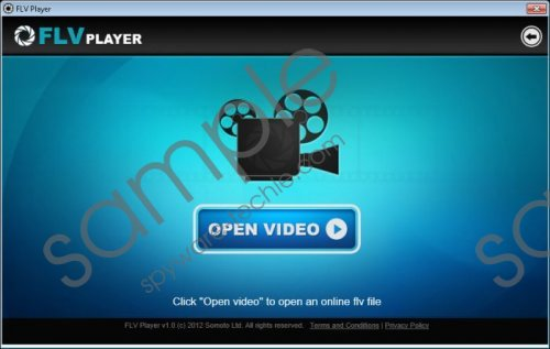 FLV Player Virus Removal Guide