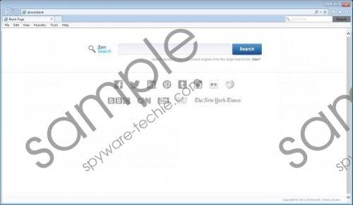 ZenSearch.com Removal Guide