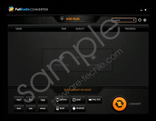 FullAudioConverter Removal Guide