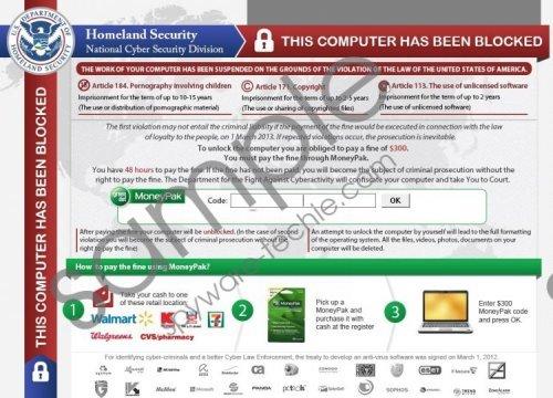 Kovter Virus Removal Guide