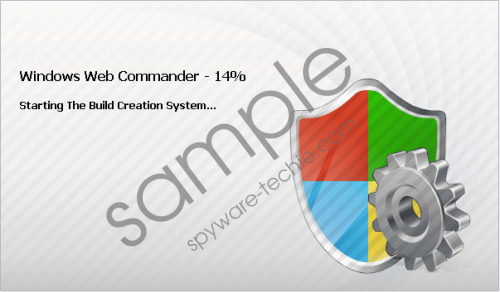 Windows Web Commander Removal Guide