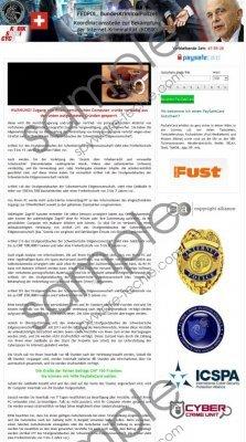 FEDPOL BundesKriminalPolizei Virus Removal Guide