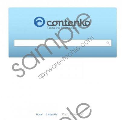 Contenko.com Removal Guide