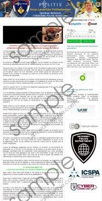 Cybercrime Politie Nederland Virus Removal Guide