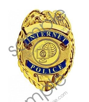 Internet Police Department Virus Removal Guide