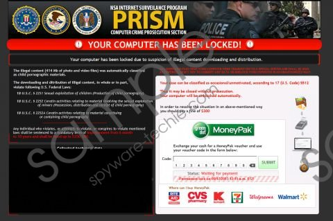 NSA Virus Removal Guide