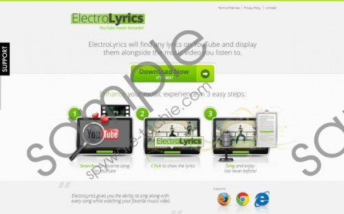 ElectroLyrics Removal Guide