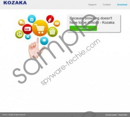 Kozaka Removal Guide