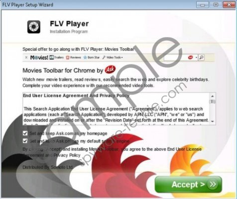 You need to update your media player pop-up Removal Guide