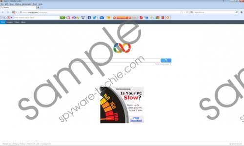 Search.snapdo.com Removal Guide