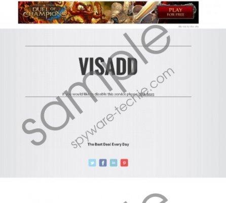 A.Visadd.com Removal Guide