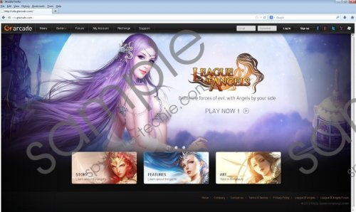 Vda.gtarcade.com Removal Guide