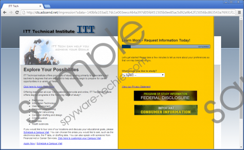Cts.adssend.net  Ads Removal Guide