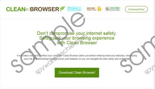 Clean Browser