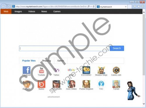Mystartsearch.com Removal Guide