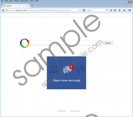 Websearch.allsearches.info Removal Guide
