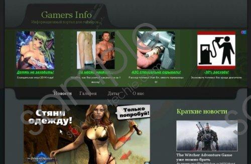 Gamersinfo.org Removal Guide