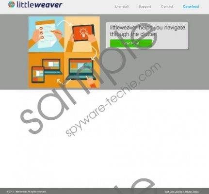 LittleWeaver Removal Guide