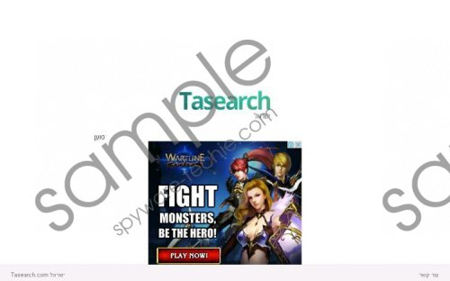 Tasearch.com Removal Guide