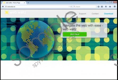 Web Waltz Removal Guide