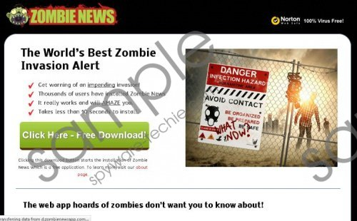 ZombieNews Removal Guide