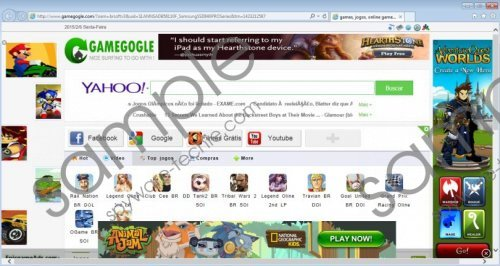 Gamegogle.com Removal Guide