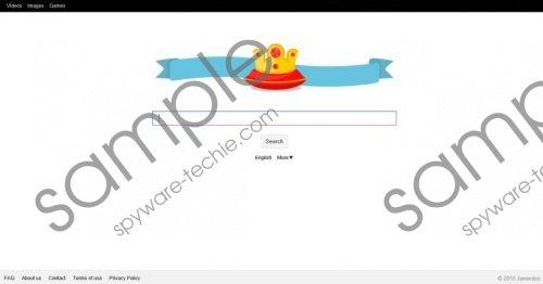 Jamenize.com Removal Guide