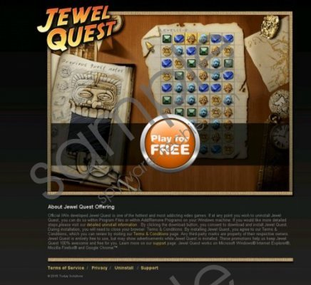 JewelQuest Removal Guide