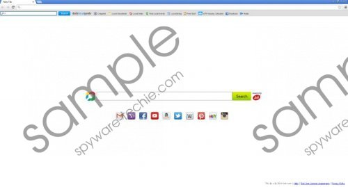 DailyLocalGuide Toolbar Removal Guide