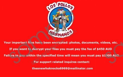 Los Pollos Hermanos Removal Guide