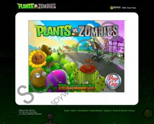 Plants Vs Zombies Removal Guide