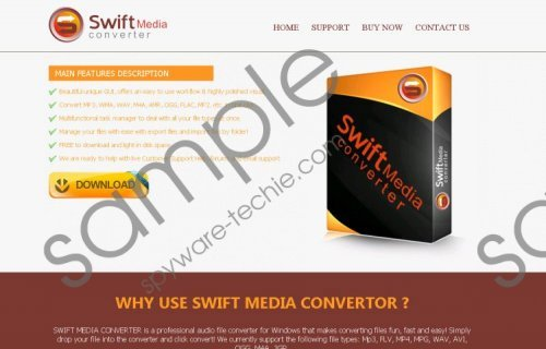 SwiftMediaConverter Removal Guide