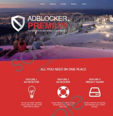 Adblocker Premium Removal Guide