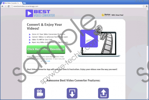 BestVideoConverter Removal Guide