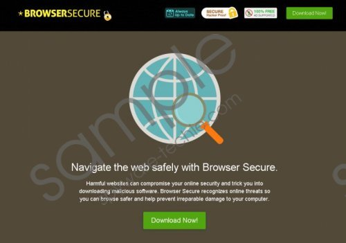 Browser Secure Removal Guide