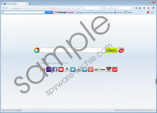 MyImageConverter Toolbar Removal Guide