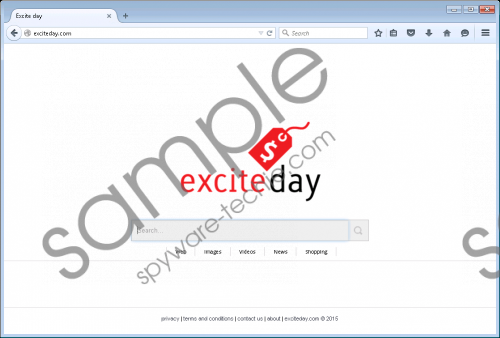 Exciteday.com Removal Guide