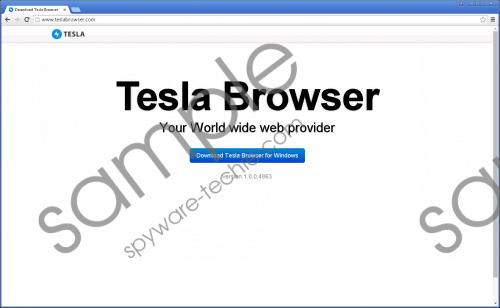 Tesla Browser Removal Guide