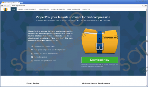 ZipperPro Removal Guide