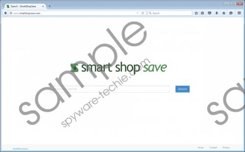 SmartShopSave.com Removal Guide