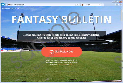 Fantasybulletin.net Removal Guide