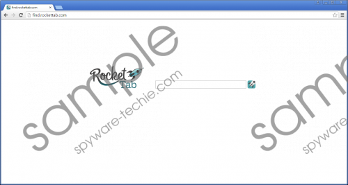 Find.rockettab.com Removal Guide