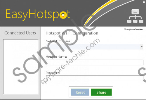 EasyHotspot Removal Guide