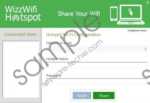 WizzWifiHotspot Removal Guide