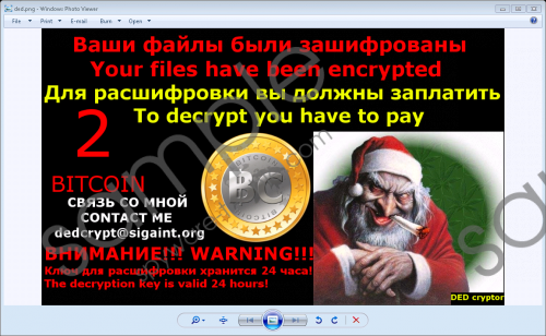 Dedcryptor Ransomware Removal Guide