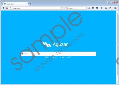 Aguzar.com Removal Guide