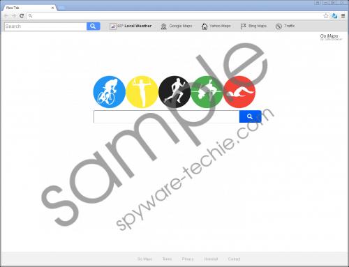 Search.gomaps.co Removal Guide