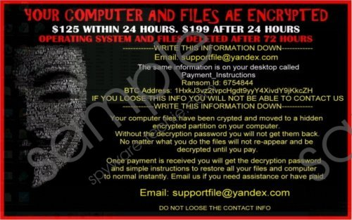 TowerWeb Ransomware Removal Guide